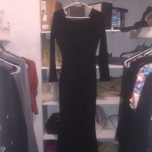 Brand new long evening gown